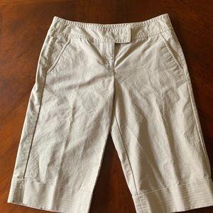 Ann Taylor Shorts - Ann Taylor Boardwalk Shorts
